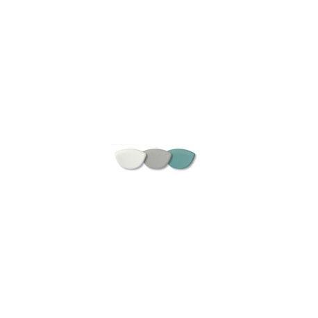 RAVAK Podhlavník ROSA 95 (šedy, zeleny, biely)