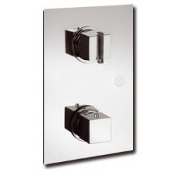 Alpi INFINITY vaňová podomietková termostatická batéria