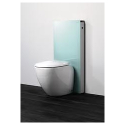 Geberit Monolith, WC zelené sklo/AL