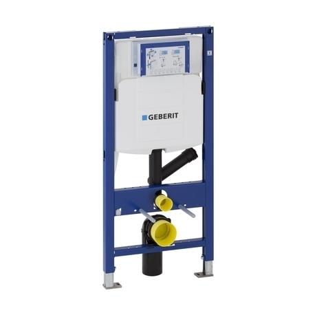GEBERIT DUOFIX pre závesné WC s nádržkou UP320 s prípravou pre odsávanie zápachu, stavebná výška 112cm,
