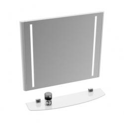 RAVAK Zrkadlo a polička Evolution X000000398 (X000000399)