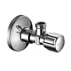 "Schell rohový regulačný ventil 1/2"" - 3/8"" bez matice kod 052120699"