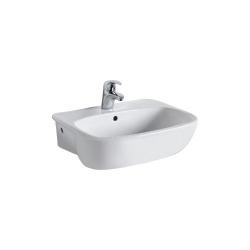KOLO polozápustné umývadlo STYLE L21855