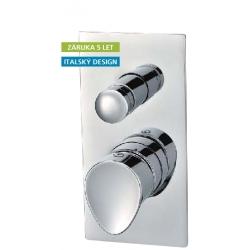 HOPA sprchová a vaňová podomietková batéria chrómová iseo 10020054501