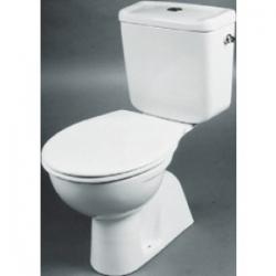 IDEAL STANDARD WC kombi Eurovit rovný odpad V335601