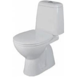 IDEAL STANDARD WC kombi  Sirius rovný odpad W901101