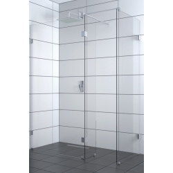 RADAWAY sprchová stena Modo III SW 170 kod 363174-01-01N