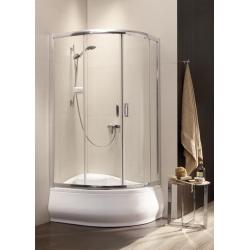 RADAWAY sprchová stena Premium Plus E 100x80 kod 30481-01-05N