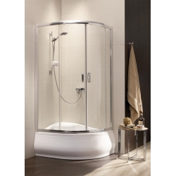 RADAWAY sprchová stena Premium Plus E 100x80 kod 30481-01-06N