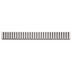 ALCAPLAST Rošt pre líniový podlahový žľab (nerez lesk) LINE-300L