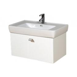 EDEN  závesná skrinka s keramickým umývadlom LEPUS PRO kod LE 35 xx yy