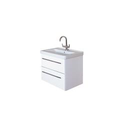 EDEN  závesná skrinka s keramickým umývadlom  LIBRA kod LB 03 ZZ xx yy