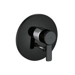 KLUDI podomietková vaňová a sprchová batéria chróm Zenta Black&White kod 38660..75