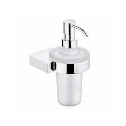 KLUDI A-XES dávkovač tekutého mydla sklo / chróm 4897605