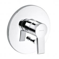 KLUDI vaňová a sprchová podomietková batéria O-CEAN 387500575 s podom. telesom 88011, chróm