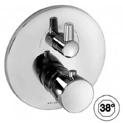 AKCIA!! KLUDI vaňová a sprchová termostatická POD batéria 528300575 + POD teleso 88011