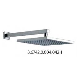 JIKA hlavová sprcha, chróm CUBITO kod 3.6742.0.004.042.1