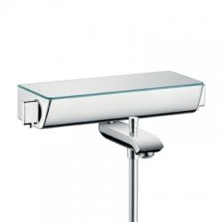 Hansgrohe Ecostat Select termostatická vaňová batéria na stenu chróm kód 13141000