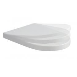 HOPA WC sedadlo NUVOLA 55 cm Soft Close kód KEAZNUSESC55