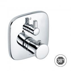 KLUDI podomietková sprchová termostatická batéria AMBA chróm kód 538350575