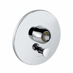 KLUDI podomietková vaňová a sprchová jednopáková batéria chróm kód 336600500