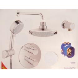 GROHE sprchový systém pod omietku SET 2 komplet
