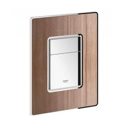 GROHE ovládacie tlačidlo pre WC americký orech SKATE COSMOPOLITAN kód 38849HP0