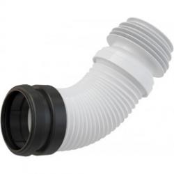ALCAPLAST koleno odpadu 90/110 flexi kod M9006
