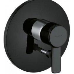 KLUDI podomietková vaňová a sprchová jednopáková batéria ZENTA chróm/black kód 386508675