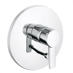 KLUDI podomietková vaňová a sprchová jednopáková batéria ZENTA chróm kód 386500575
