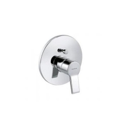 KLUDI podomietková vaňová a sprchová jednopáková batéria O-CEAN chróm kód 387570575