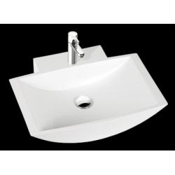 MARMORIN umývadlo na pult ATRIA 65 x 52 cm