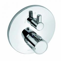 KLUDI podomietková sprchová termostatická batéria O-CEAN/ZENTA chróm kód 388350545
