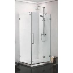 BATH CONCEPT sprchový kút štvorec pivot dvere CALIX 900 x 900