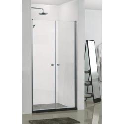 BATH CONCEPT sprchové dvere dvojkrídlové CAMEO 900 x 1900