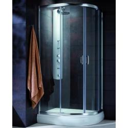 RADAWAY sprchová stena Premium Plus E 100x80 kod 30491-01-05N