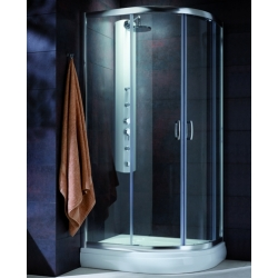 RADAWAY sprchová stena Premium Plus E 100x80 kod 30491-01-08N
