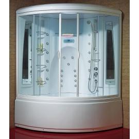 Hydromasážny box, parná kabína A206 1400 x 1400 cm
