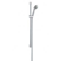 SPRCHOVÝ SET HANSGROHE 2-polohová ručná sprcha CROMETTA 85 VARIO + sprchová tyč UNICA'CROMETTA 65cm - obj. číslo…