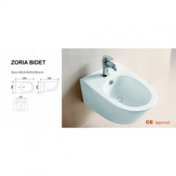 ZORIA BIDET 560x360x295