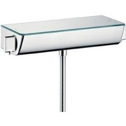 Hansgrohe Ecostat Select termostatická sprchová batéria na stenu - biela/chróm, kód 13111400