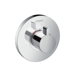 Hansgrohe ShowerSelect S - termostatická batéria Highflow pod omietku - chróm, kód 15741000