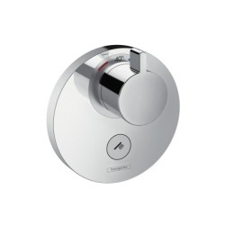 Hansgrohe ShowerSelect - Highflow termostatická batéria pod omietku pre 1 spotrebič - chróm, kód 15742000