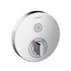 Hansgrohe ShowerSelect S - sprchová batéria pod omietku pre 1 spotrebič - chróm, kód 15747000