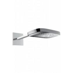 Hansgrohe Raindance Select E 300 3jet horná sprcha so sprchovým ramenom 390 mm - chróm, kód 26468000