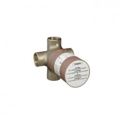 HANSGROHE základné teleso pre Quattro, štvorcestný ventil pod omietku 15930180