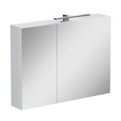 OPOCZNO - SET 487 STREET FUSION 80 zrkadlová skrinka s osvetlením S801-062