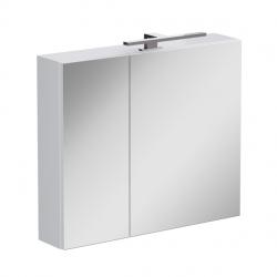 OPOCZNO - SET 487 STREET FUSION 70 zrkadlová skrinka s osvetlením S801-061