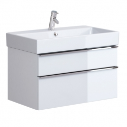 OPOCZNO skrinka pod umývadlo METROPOLITAN 80, biela OS581-003