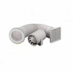 Zehnder Silent kúpelňový ventilátor bez osvetlenia